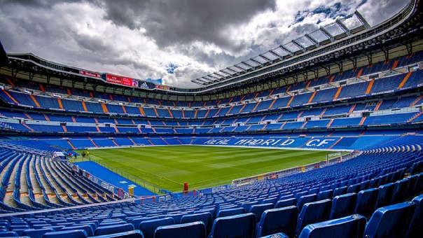 Santiado Bernabéu