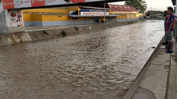 Las lluvias siguen afectado al país
