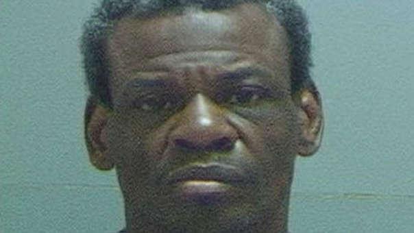 Alan Dale Covington, el hombre acusado
