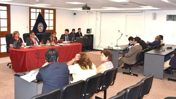 Poder Judicial condenó a 27 años de prisión a Fernando Zevallos.