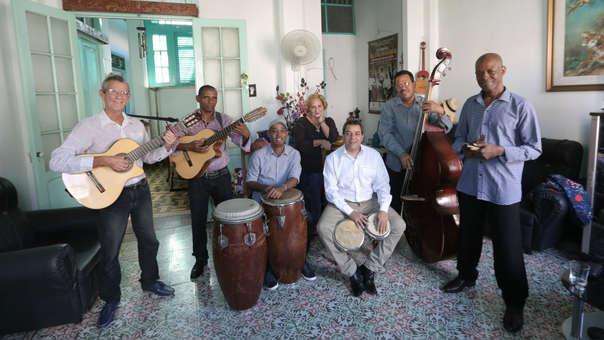 Orquesta Familia Valera Miranda, glorias del son cubano, llegan al Perú para único concierto