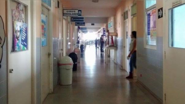 Atención en hospital