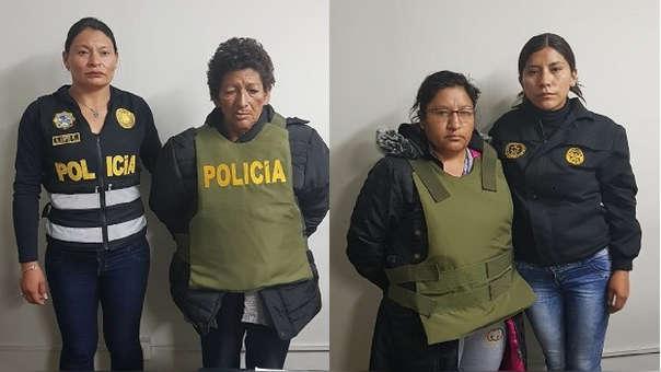 Detienen en Arequipa, a investigadas  por explotación laboral de mujeres en Brasil