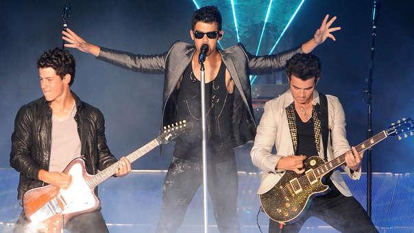 Los Jonas Brothers se formaron en 2005 y gozaron de gran éxito. Incluso llegaron al Perú.