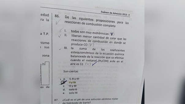 Lambayeque Postulante A La Pedro Ruiz Gallo Demostro Que La Universidad Se Equivoco En Resolver El Examen Rpp Noticias