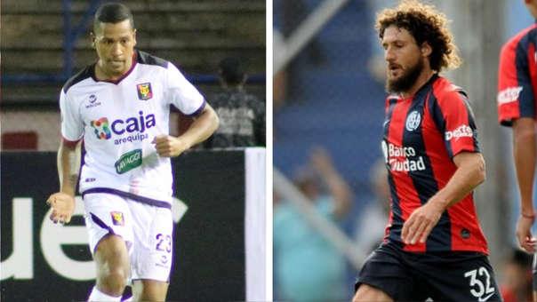 Melgar vs. San Lorenzo