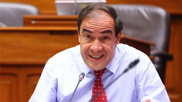 El congresista fue denunciado por el presunto delito de acoso sexual.