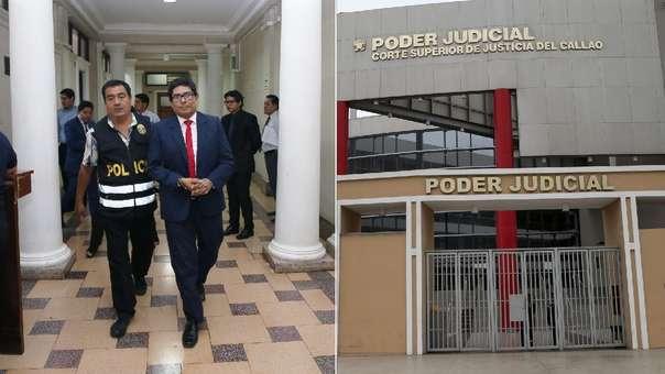 Magistrados habrían tenido nexos directos con el encarcelado Walter Ríos.