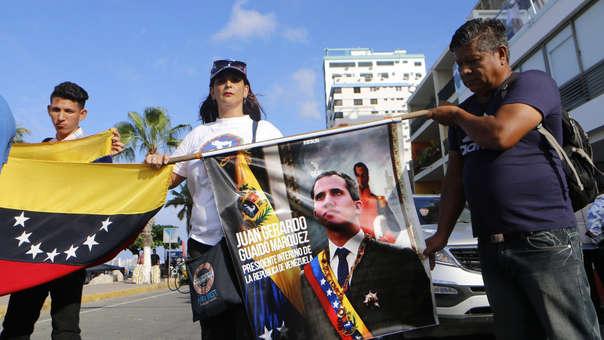 ECUADOR VENEZUELA CRISIS