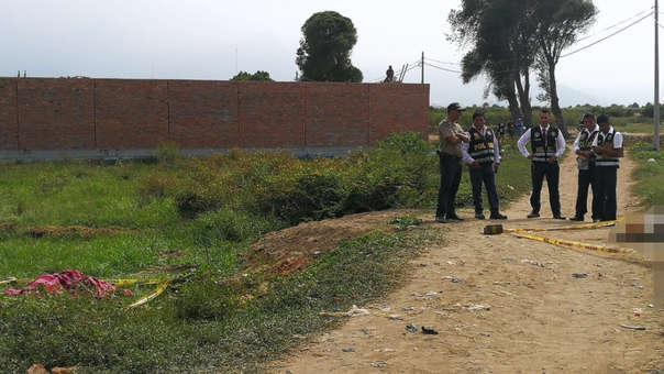 Dos muertos en sector Santa Rosa