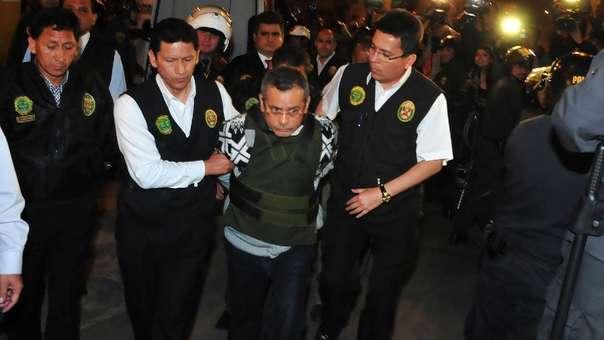 Organización criminal estuvo encabezada por el exabogado Rodolfo Orellana Rengifo.
