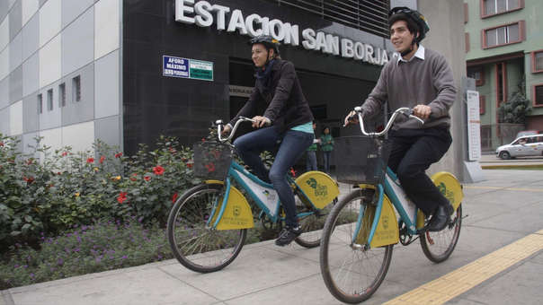 Ley establece otorgar un día libre por cada 45 asistencias en bicicleta.