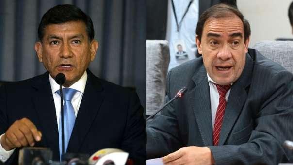 El congresista  envió una carta al ministro Carlos Morán.
