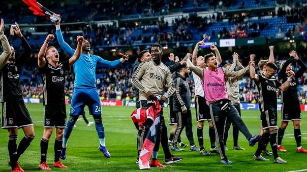 Ajax vs. Real Madrid