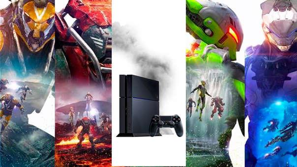 Las PlayStation 4 podrían correr peligro con Anthem.