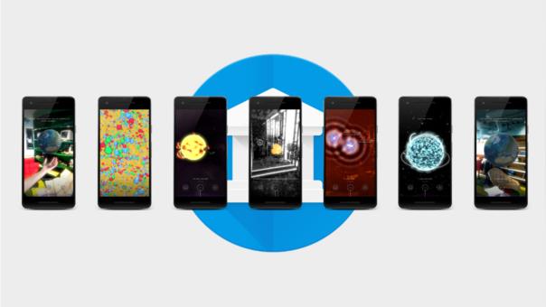 Google Arts and Culture ha presentado una aplicación que explica el origen del universo con realidad aumentada