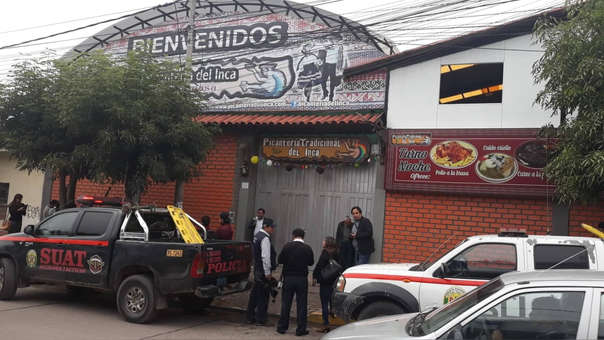Homicidio en picantería de Cusco