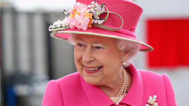 La Reina Isabel II posteó por primera vez en Instagram