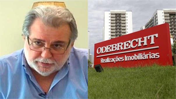 Luiz Da Rocha Soares, el ex tesorero de Odebrecht, declaró ante el fiscal José Domingo Pérez que la constructora utilizó las empresas de Monteverde para entrar dinero al Perú.