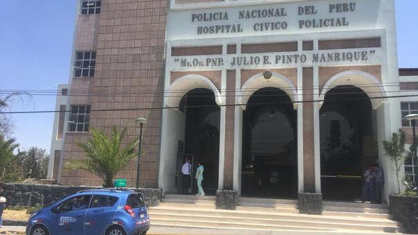 Hospital Policía