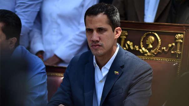 VENEZUELA-CRISIS-OPPOSITION-GUAIDO