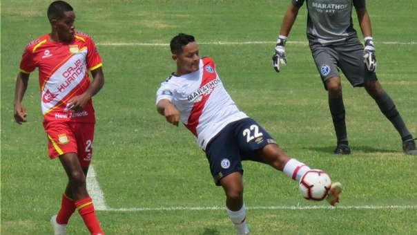 Deportivo Municipal vs. Sport Huancayo