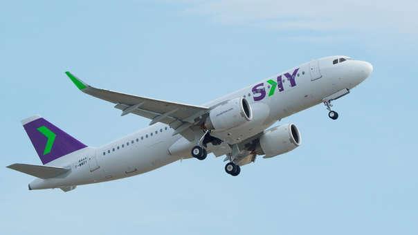 Sky Airline ofreció romper el mercado de aviación comercial.