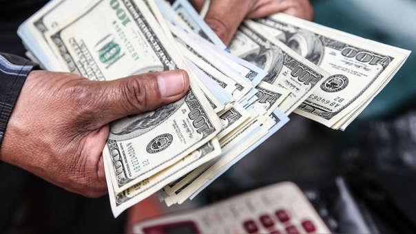 Cambio del dólar