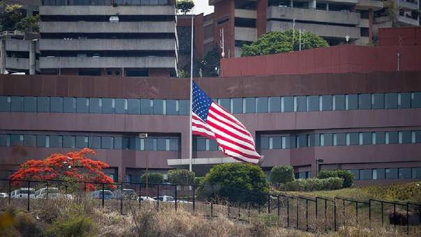Embajada de EE.UU en Venezuela.