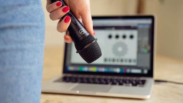 Convierte tu voz en cualquier instrumento mediante Inteligencia Artificial