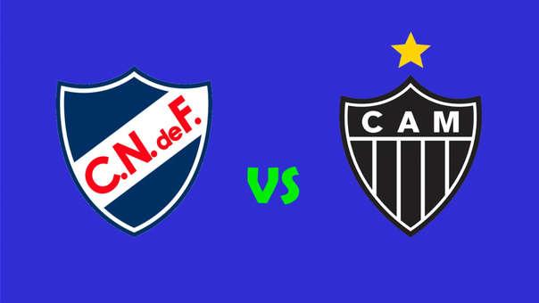 Kết quả hình ảnh cho Nacional vs Atletico Mineiro