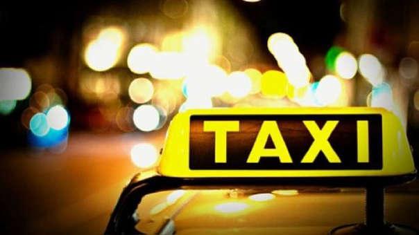 El dictamen contempla que el Ministerio de Transportes y Comunicaciones regule a las empresas administradoras de las plataformas tecnológicas que brinden el servicio de taxi.