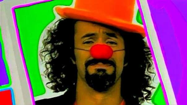 Carlos Alcántara volvió viral la imitación de un cómico que interpretaba a