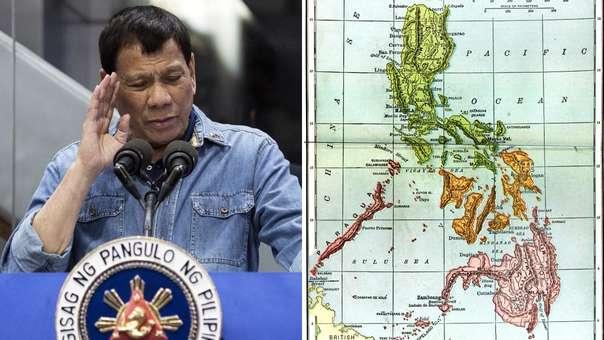 Rodrigo Duterte plantea cambiarle de nombre de las Filipinas