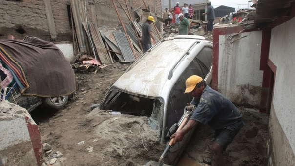 Facilidades tributarias para afectados por desastres naturales.