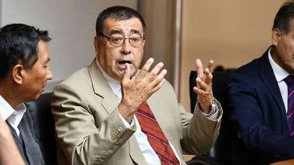 Dante 'Kiko' Mandriotti había adelantado este lunes  a RPP Noticias que presentará acciones legales contra su vicegobernador regional.