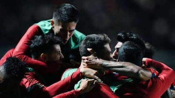 San Lorenzo venció 1-0 a Junior de Barranquilla por el Grupo F de la Copa Libertadores