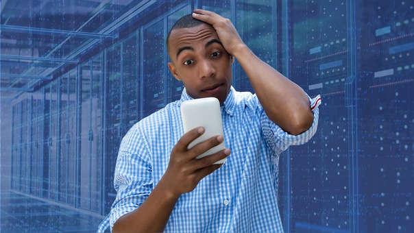 Millones de usuarios a nivel global reportaron caídas del servicio