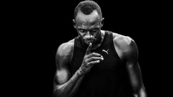 Usain Bolt inició su carrera como atleta en el año 2004.