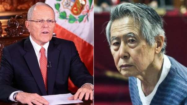 PPK otorgó el indulto a Fujimori, pero fue anulado.