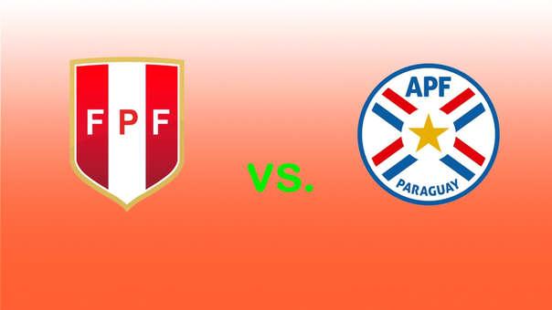 Perú vs. Paraguay
