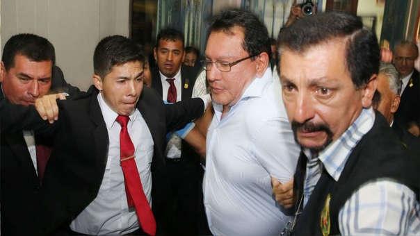 Félix Moreno tiene condenas, además de una orden de prisión preventiva por el caso Odebrecht.
