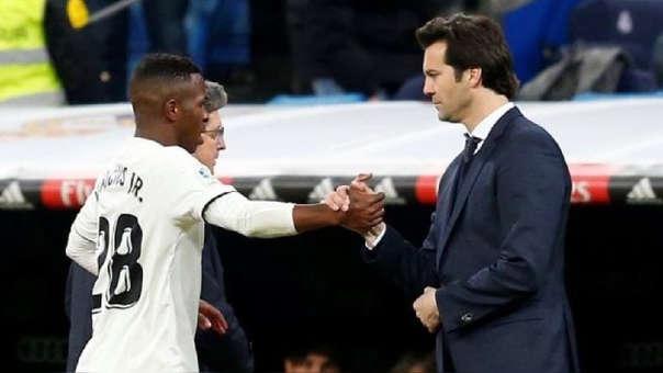 Real Madrid | Vinicius Junior comparó así a Zinedine Zidane y Santiago Solari