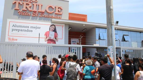 Colegio Trilce en Villa El Salvador