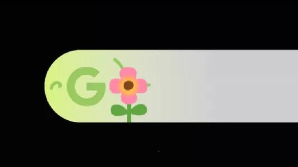 Doodle de Google en los teléfonos