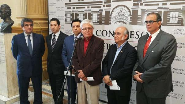 Bancada Concertación Parlamentaria