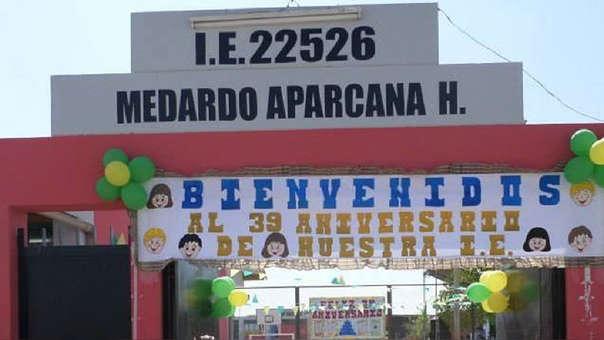 Colegio Jesús Aparcana Hernández