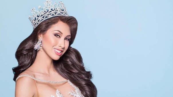 Yoko Chong, segunda finalista de Miss Perú 2019, fue confirmada como la segunda implicada en los polémicos videos.