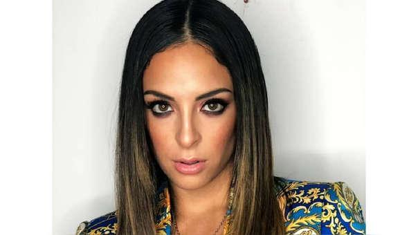Andrea Luna denunció acoso en redes sociales