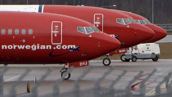 Norwegian ofrece vuelos de largo radio desde Buenos Aires y Río de Janeiro.